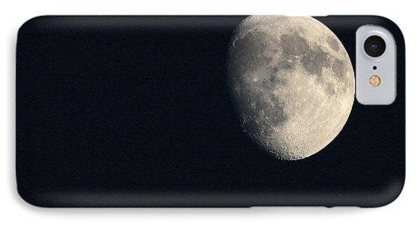IPhone Case featuring the photograph Lunar Surface by Angela Rath