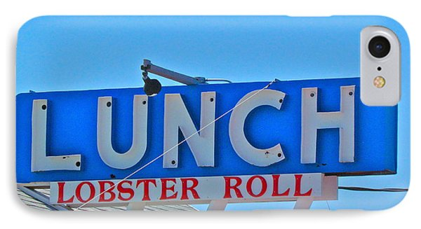 Lunch Phone Case by Beth Saffer