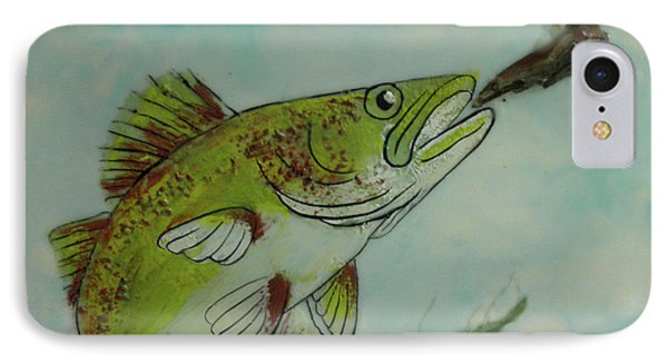 Lunch IPhone Case by Terry Honstead
