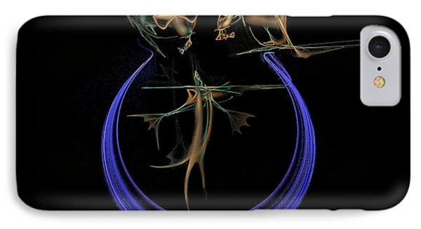 Lunch Time IPhone 7 Case by Viktor Savchenko