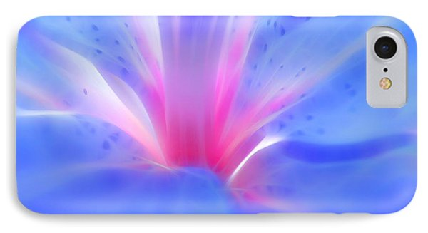 Luscious Lily IPhone Case by Krissy Katsimbras