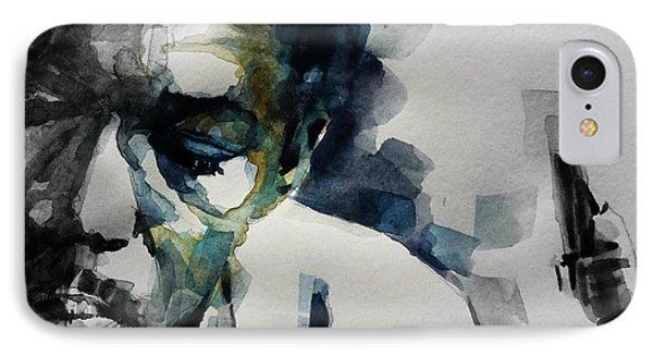Saxophone iPhone 7 Case - Lush Life  John Coltrane  by Paul Lovering