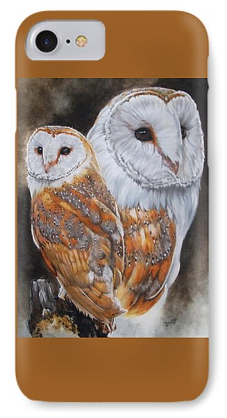 Luster Phone Case by Barbara Keith