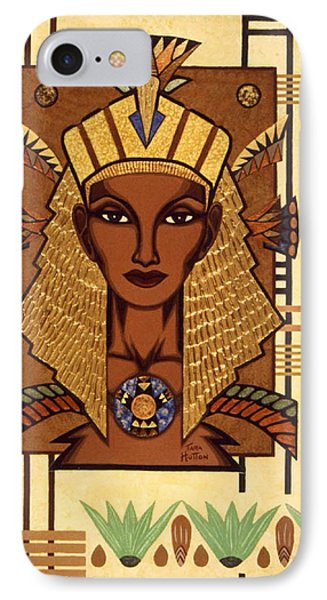 Luxor Deluxe IPhone Case by Tara Hutton