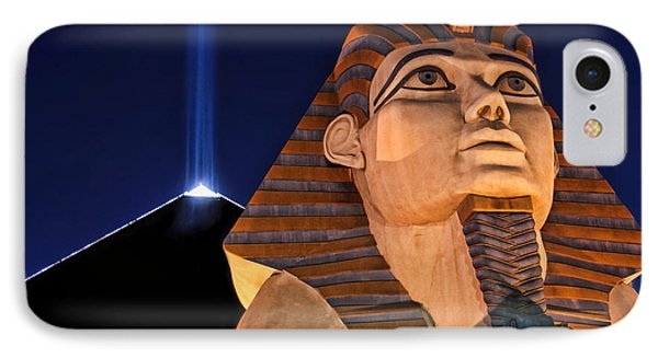 IPhone Case featuring the photograph Luxor by Tammy Espino