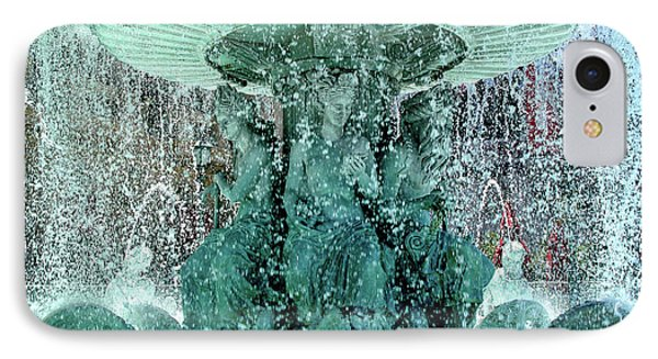 Lv Fountain IPhone Case