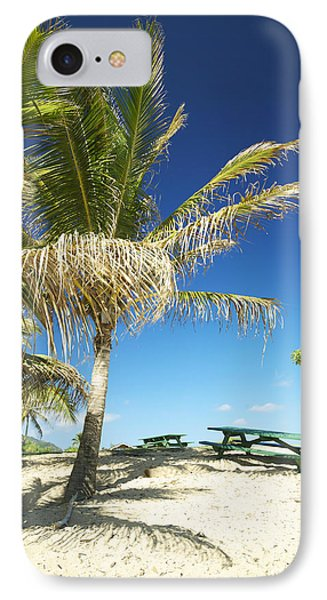 Lydgate Beach On Kauai Phone Case by Kicka Witte - Printscapes
