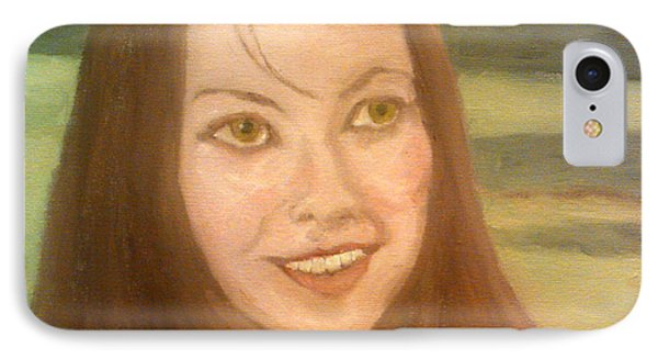 Lynne Frederick  IPhone Case