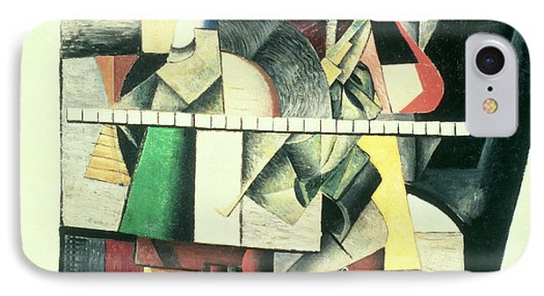 M Matuischin Phone Case by Kazimir Severinovich Malevich