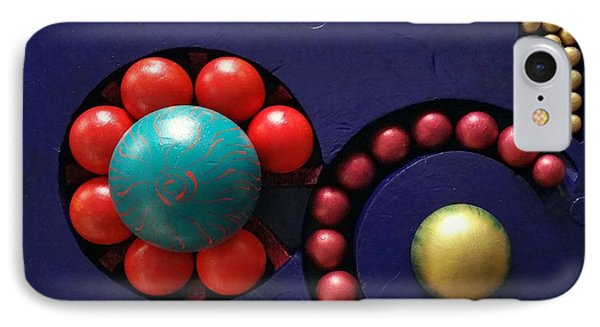 IPhone Case featuring the painting M O D A  Garden by James Lanigan Thompson MFA