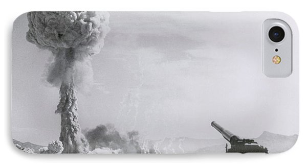 M65 Atomic Cannon Phone Case by Science Source