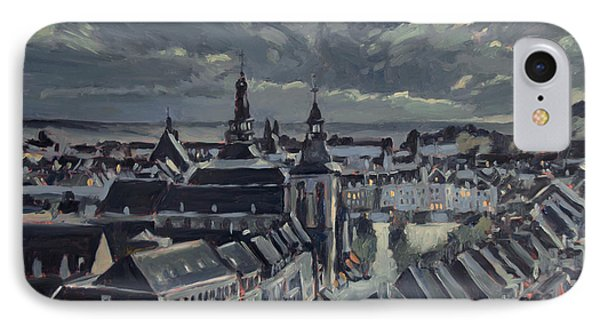 Maastricht By Moon Light IPhone Case