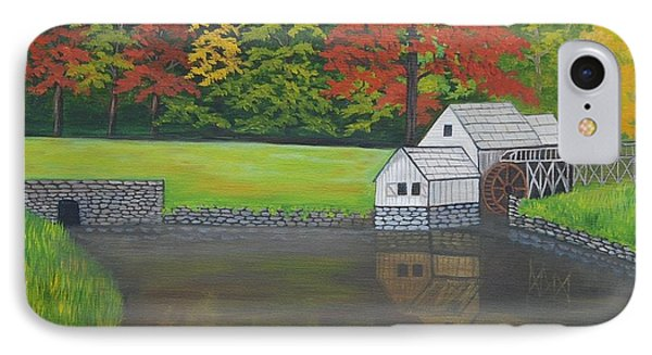 Mabry Grist Mill  Phone Case by Ruth  Housley