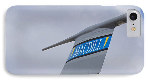 Macdill Mobile Gas Station IPhone Case
