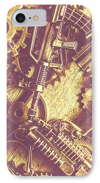 Machine Guns IPhone Case