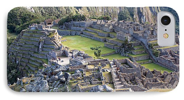 Machu Picchu Inca Ruins IPhone Case