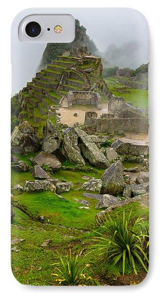 Machu Picchu Peru Phone Case by Andre Distel