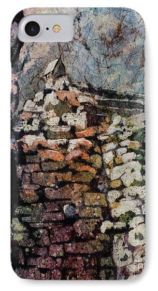 Machu Picchu Ruins- Peru IPhone Case