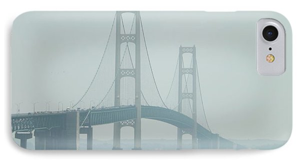 Mackinac Bridge IPhone Case