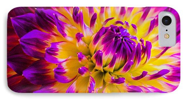 Macro Flora IPhone Case by Bruce Pritchett