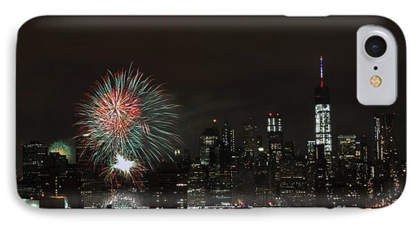 Macy's-july 4th 2015-fireworks-3 IPhone Case
