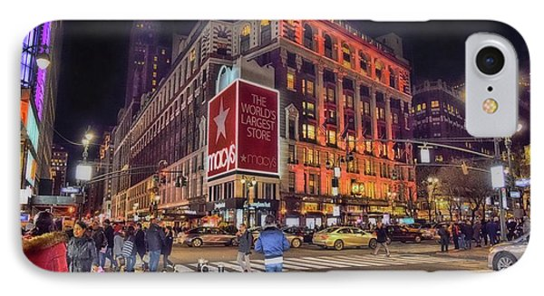 Macy's Of New York IPhone Case
