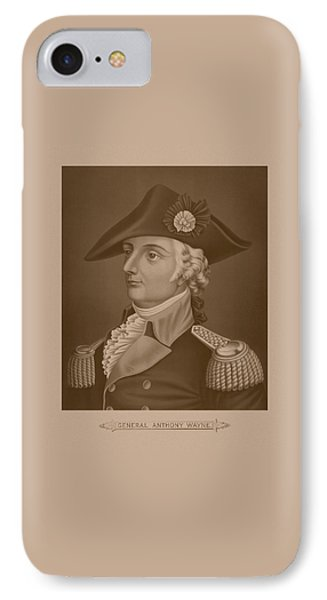 Mad Anthony Wayne Phone Case by War Is Hell Store