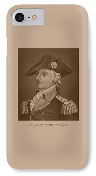 Mad Anthony Wayne IPhone Case by War Is Hell Store