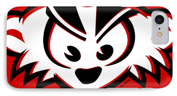Mad Badger IPhone Case