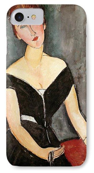 Madame G Van Muyden IPhone Case