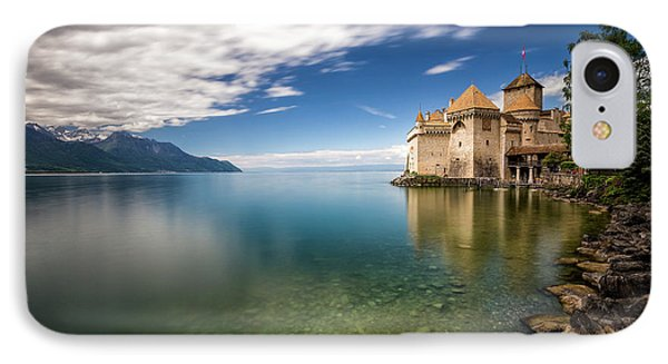 Made In Switzerland IPhone Case by Giuseppe Torre