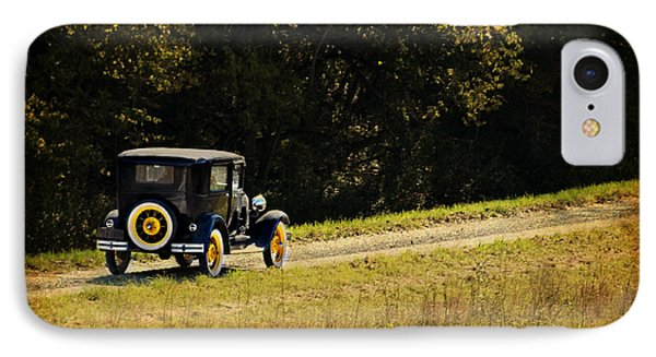 Madison County Back Roads-ford IPhone Case
