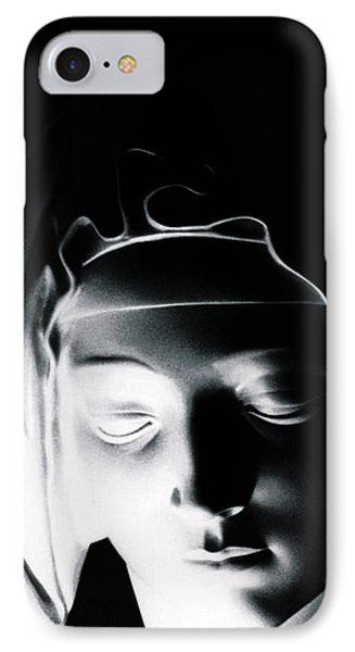 Madonna IPhone Case by Joseph Frank Baraba
