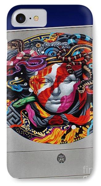 Medusa Mural  IPhone Case