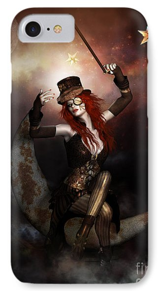 Maestro Steampunk IPhone Case by Shanina Conway