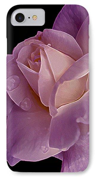 Magenta Queen 8  IPhone Case by Lynda Lehmann