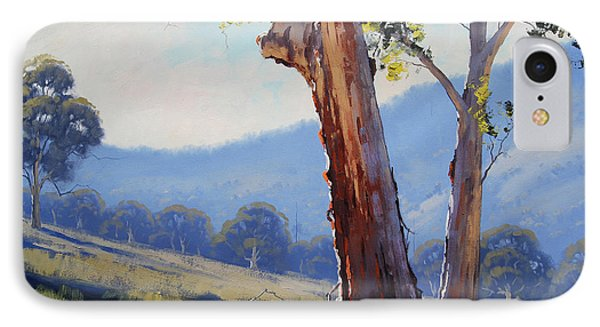 Magestic Gum Tumut IPhone Case by Graham Gercken