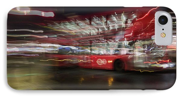 IPhone Case featuring the photograph Magic Bus by Alex Lapidus
