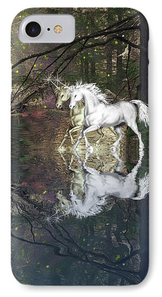 IPhone Case featuring the photograph Magic by Diane Schuster