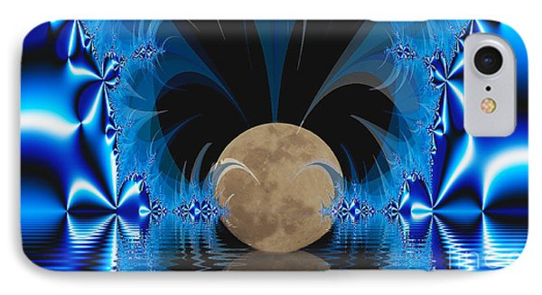 Magic Moon IPhone Case by Geraldine DeBoer