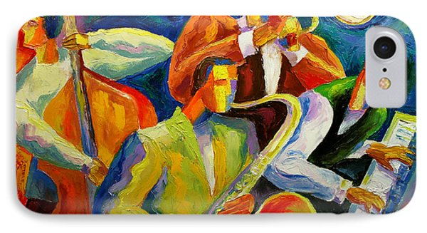 Trumpet iPhone 7 Case - Magic Music by Leon Zernitsky