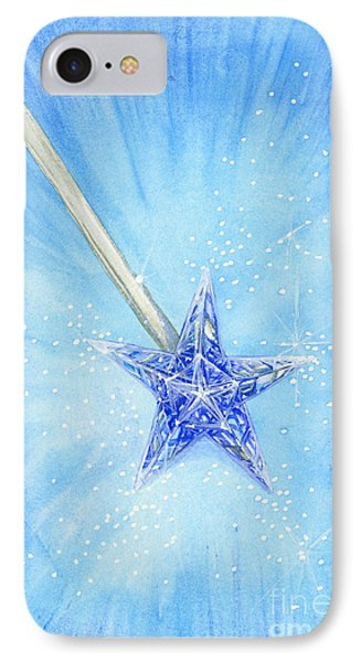 IPhone Case featuring the painting Magic Wand by Cindy Garber Iverson