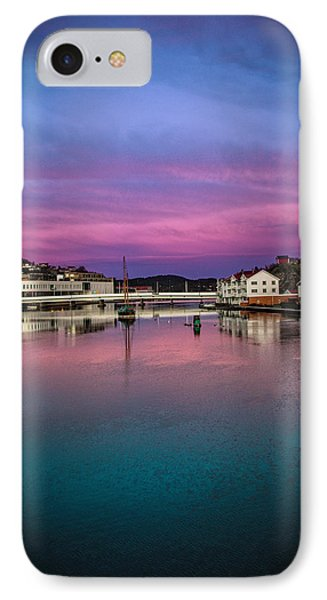 Magical Colors In Mandal IPhone Case by Mirra Photography
