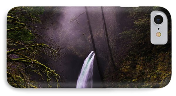 Magical Falls 2 IPhone Case by Larry Marshall