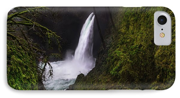 Magical Falls IPhone Case by Larry Marshall