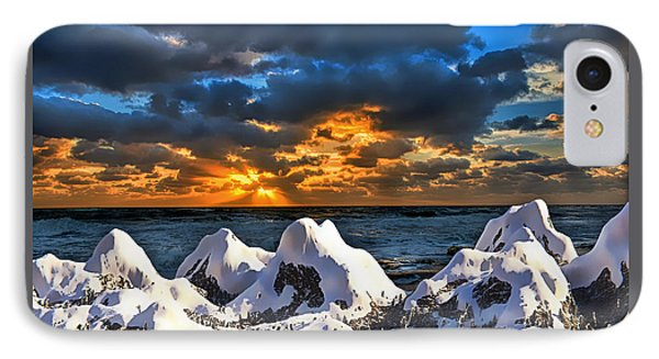 Magical Illusion IPhone Case by Marvin Blaine