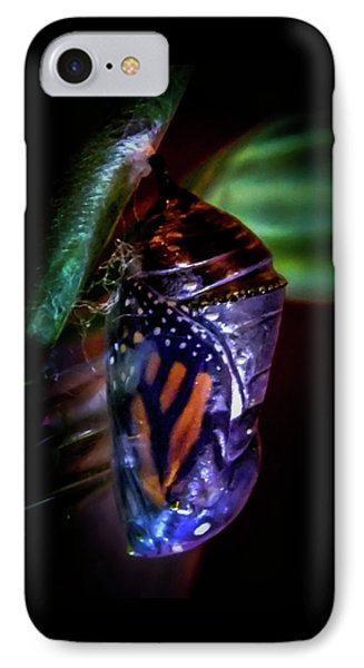 Magical Monarch IPhone Case