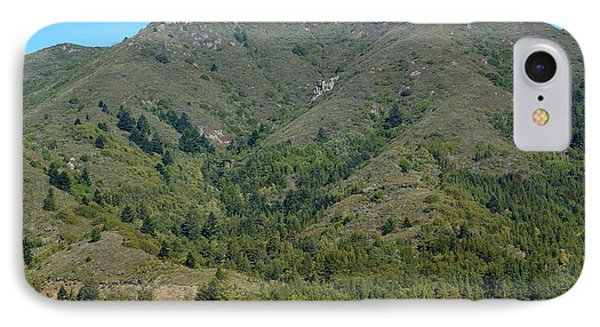Magical Mountain Tamalpais Phone Case by Ben Upham III