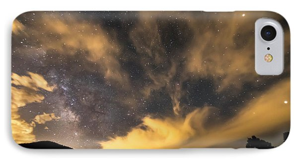 IPhone Case featuring the photograph Magical Night by James BO Insogna