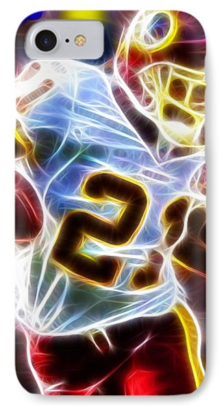 Magical Sean Taylor IPhone Case by Paul Van Scott